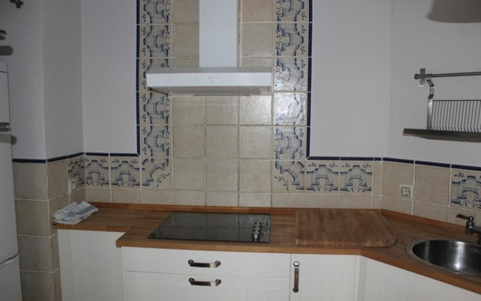 Venta de apartamento de dos dormitorios en Zahara de los Atunes (114 m2-Jardines de Zahara).