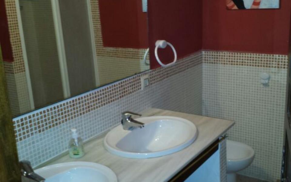 baño principal ducha
