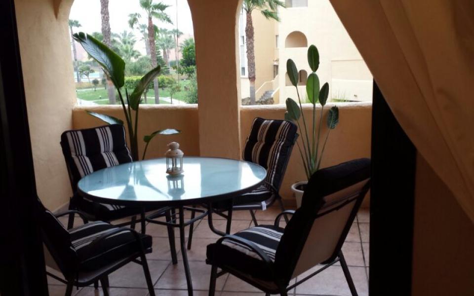 Apartamento 2 dormitorios en Jardines de Zahara - Ref: 64