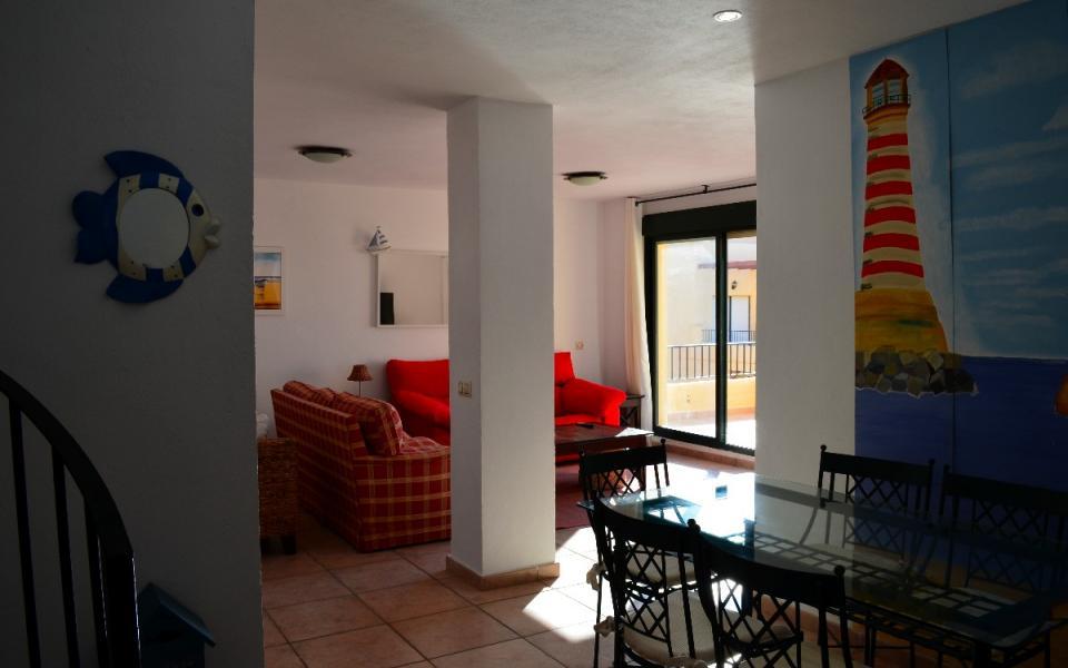 Ático-dúplex 3 dormitorios en Jardines de Zahara - Ref: 26